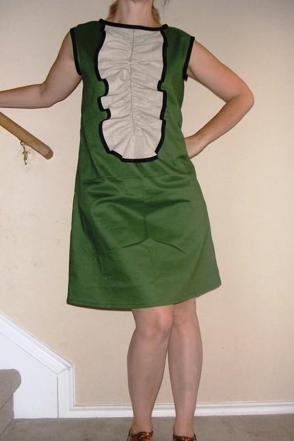 My Ruffle Can Beat Up Your Ruffle Dress