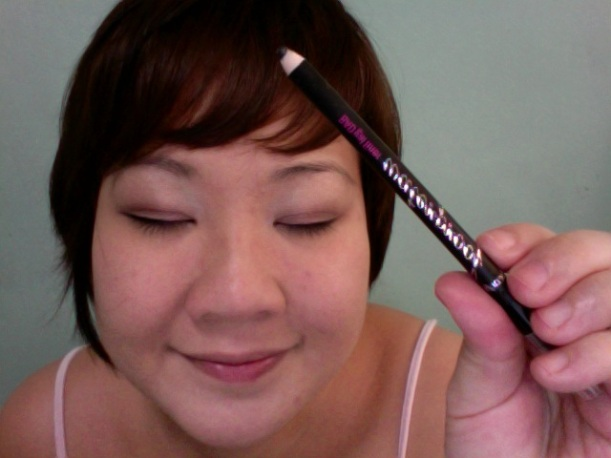 Step 9 - BENEFIT Bad Gal Liner (Extra Black Waterproof)