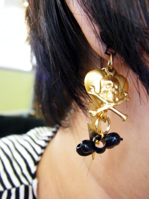 Earrings Right Side