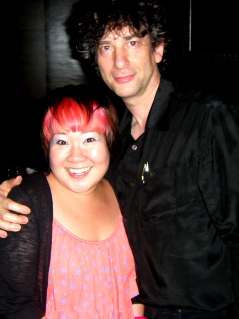 Neil Gaiman & Me!