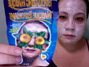 Generic Drug Store Exfoliating Mask