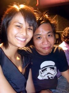 Shazina Zaini & Paul Cheng