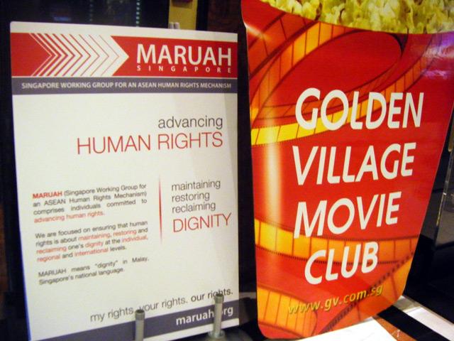 MARUAH & GV