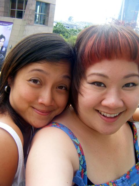 Luanne & I
