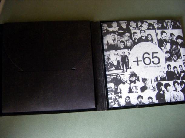 +65 indie underground - Album inside