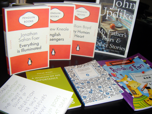 Penguin Books Warehouse Sale S$29 purchase