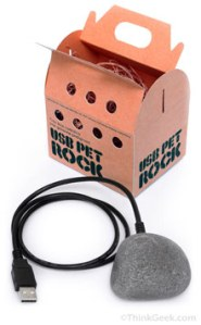 USB Pet Rock