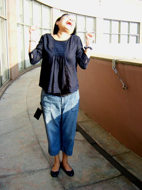 My happy photographer - Michelle Yeo