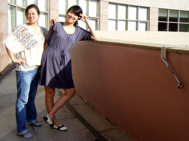 Luanne & Lishan - 2 effortlessly pretty girls