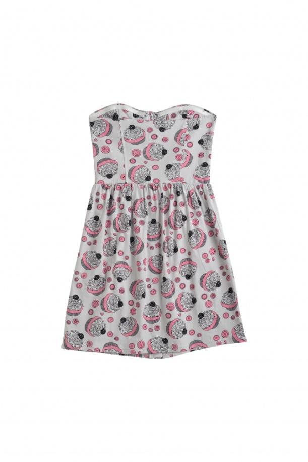 Nell Cupcake Dress
