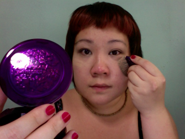 Step3 - URBAN DECAY Surreal Skin Cream to Powder Foundation (Illusion)