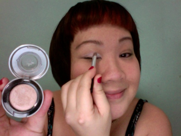 Step9 - URBAN DECAY Eye Shadow SELLOUT