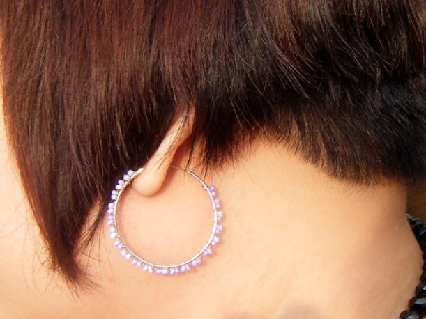 Earrings from Juanita Tortilla