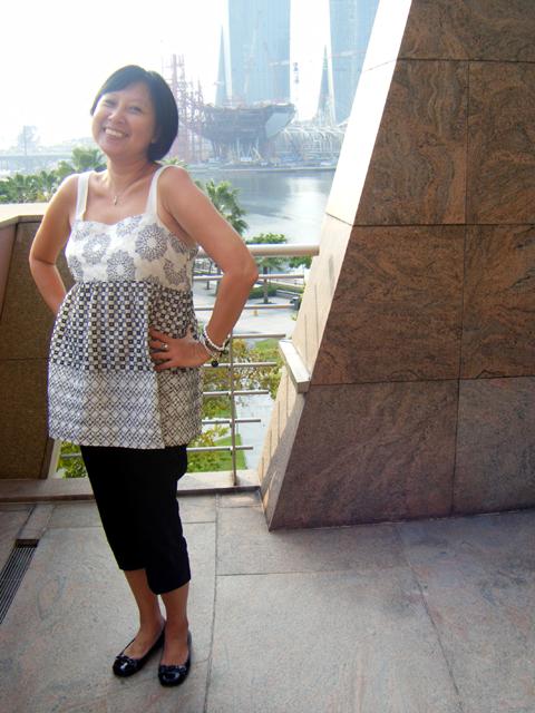 Michelle, my photographer