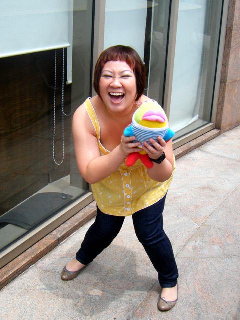 HAH!! I have a fish!