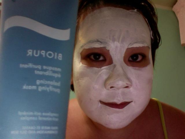 BIOTHERM Biopur Balancing Purifying Mask