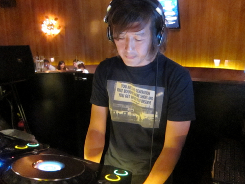 Joe Ng spins at Stereolounge on Wednesdays now!