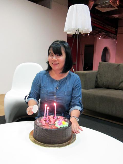 Happy Birthday Agnes Lim!