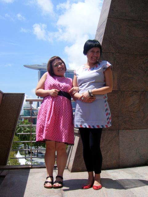 Michelle & I