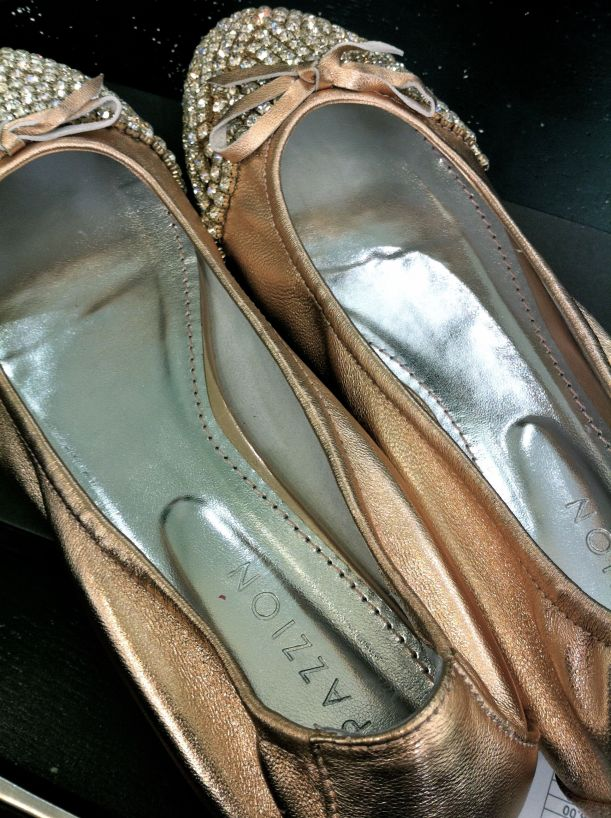 New shoes from PAZZION at Marina Square
