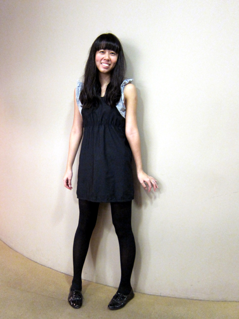 Gina Koh and her legs. HER LEGS!