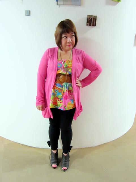 Pink & Booties