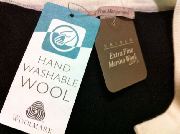 Best part is... it's HAND WASHABLE MERINO WOOL!!!