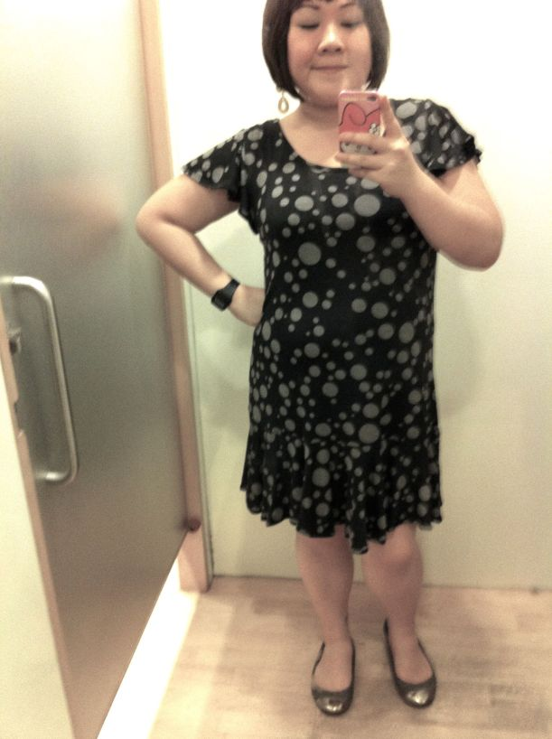 Potential everyday dress. 50% down from $149. BOUGHT!!