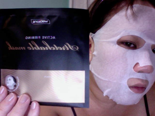 Watsons Active Firming Stretchable Mask