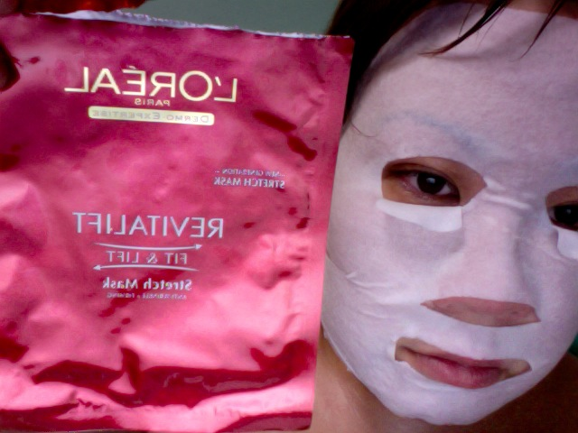 L'Oreal Derma Expertise Revitalift Stretch Mask