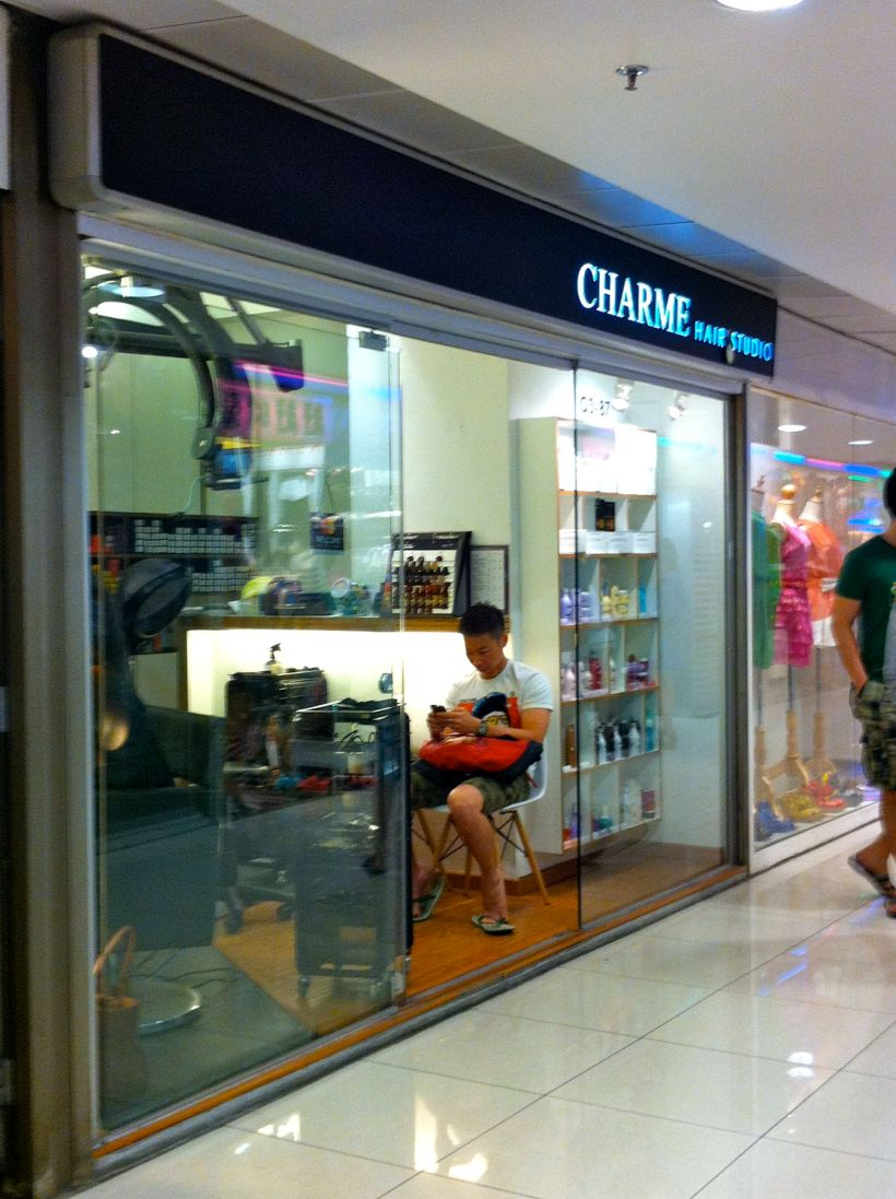 CHARME at Far East Plaza