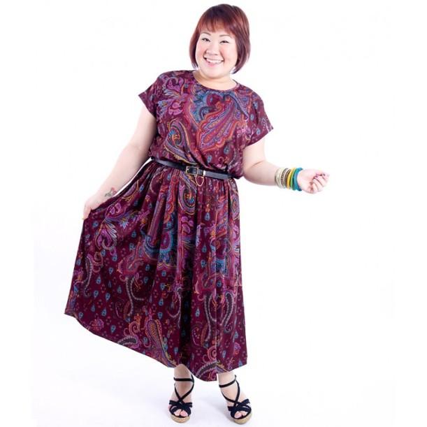 Pansy Maxi Dress