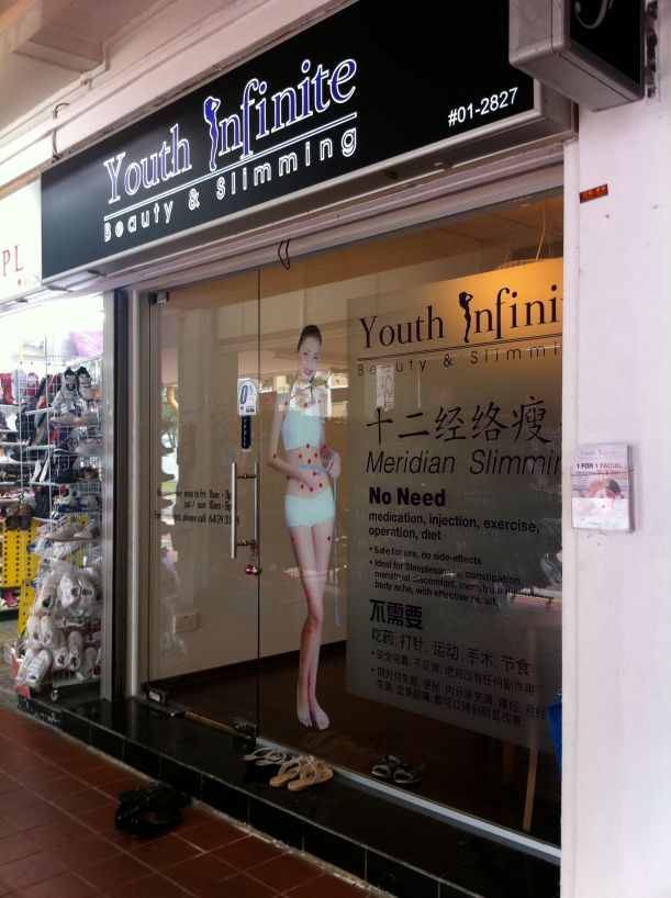 Youth Infinite in Ang Mo Kio Central