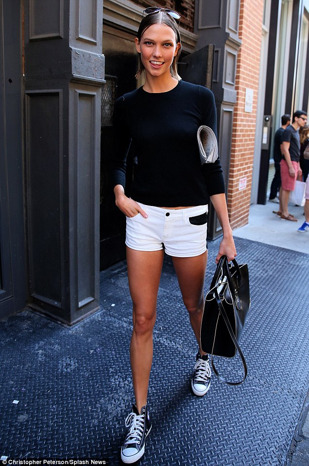 how to wear high top sneakers with shorts