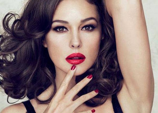 Monica-Bellucci-Dolce-Gabbana-Makeup